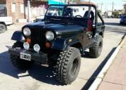 Jeep ika fibra 4x4 motor chevrolet 230 g maquinaria