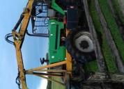 Vendo permuto rmv grua para monte cargad maquinaria
