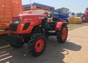 Tractor hanomag linea stark 25 hp 4x4 maquinaria