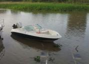 Lancha mariner 16 c motor mariner 60 hp 2t