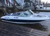Lancha quicksilver marine 500 yamaha 85 barcos y lanchas