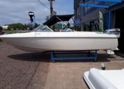 Bermuda classic con evinrude 115 hp barcos y lanchas