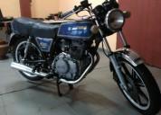 Excelente yamaha xs 400 modelo 1980 cuatriciclos