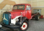 Vendo mercedes 312 y ford 600 en capital federal