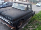 Chevrolet apache 1961 en san isidro