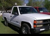 Chevrolet silverado en villa mercedes