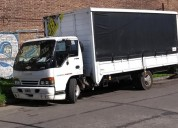 Camion chebrolet npr armado a nuevo gnc en general san martín