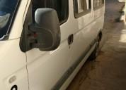 Renault master minibus 2011 en san salvador de jujuy