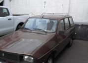 Renault 12 break automotores calle rioja 659 en salta