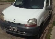 Vendo kangoo diesel 99 titular vtv papeles al dia en bahía blanca