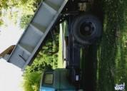 Camion dodge 500 volcador podria recibir auto y efectivo en cosquín