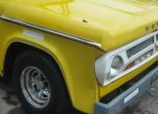 Dodge 100 titular al dia nafta gnc en quilmes