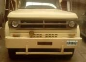 Dodge dp 600 ano 1976 volcador gomas nuevas en la matanza