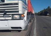Scania p93 250 1998 bivuelco muy bueno y precio increible en general san martín