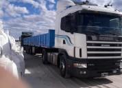 Scania sueco en bahía blanca