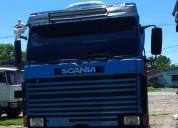 Scania topline en santa rosa de leales