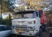 Scania volcador en salta