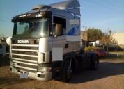 Scania r 124 360 2005 motor okm y a un precio de verdadero remate en general san martín