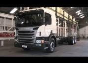 Scania p 250 en córdoba
