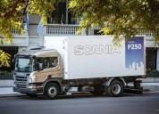Scania financiado en córdoba