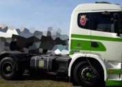 Scania r 124 ga 4x2 nz 360 tractor modelo 2000 en capital federal