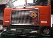 Vendo camion con acoplado volvo f88 en mar del plata
