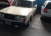 Volvo 245 dl ano 1983 en córdoba