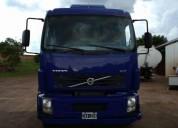 Vendo camion volvo vm 260 chasis cabina dormitorio 2008 en leandro n. alem