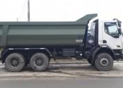 Vm 330 6x4 32 toneladas entrega inmediata en río grande