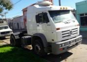 Camion w a bomba 2003 en la plata