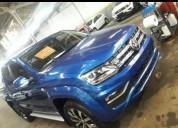 Volkswagen amarok v6 extreme okm en san miguel de tucumán