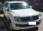 Volkswagen amarok highline pack 2011 4x2 empresa vende por renovacion en general san martín