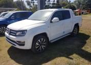 Volkswagen amarok v8 3 0 en capital federal