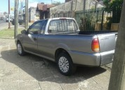 Volkswagen saveiro pick up 1 9 sd diecel en morón