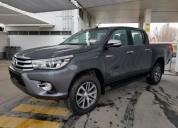 Toyota hilux srx 4x4 caja automatica en capital federal
