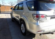 Toyota hilux sw4 4x4 impecable financio en posadas