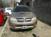 Toyota hilux 3 0 4x4 full en la matanza