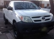 Vendo toyota hilux cabina simple en godoy cruz
