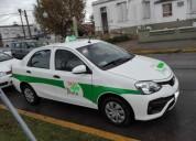 Se venden 3 taxis con habilitacion la plata