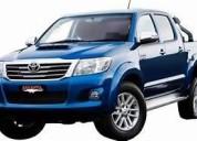 Toyota hilux toda la gama financiadas en córdoba