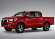 Toyota hilux en paraná