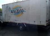 Vendo camion precio 160 000 con transfer en santa fe