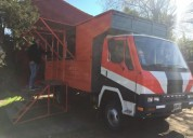 Agrale dynamic camion food truck 1994 en san isidro