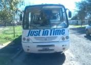 Minibus sudamericanas agrale ano 2006 en rosario