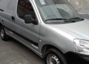 Peugeot partner 2013 furgon diesel confortrioja automotores calle rioja 659 en salta
