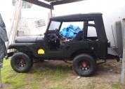 Vendo jeep ika en bahía blanca