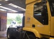 Camion iveco tractor eurotech 370 ano 2006 en salta