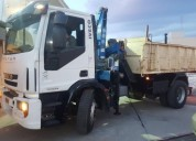Vendo permuto camion iveco 2010 en comodoro rivadavia