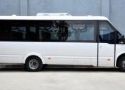 Vendo minibus iveco 2017 en maipú