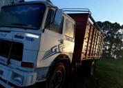 Vendo urgente camion listo para trabajar en posadas